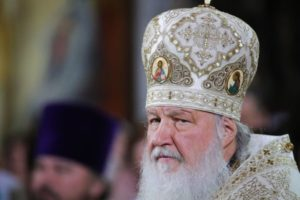 PionerProdukt / ПионерПродукт - Патриарх Кирилл пообещал вечную жизнь погибшим за Родину