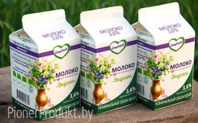 Cartons for milk and dairy products