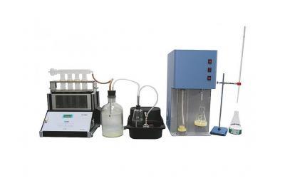 PionerProdukt / ПионерПродукт - «Кельтран» (keltrun) - комплекс по определению азота и белка методом кьельдаля