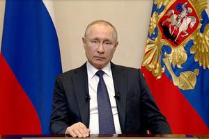 PionerProdukt / ПионерПродукт - Путин сообщил об общении с заразившимся COVID-19 в течение «целого дня»